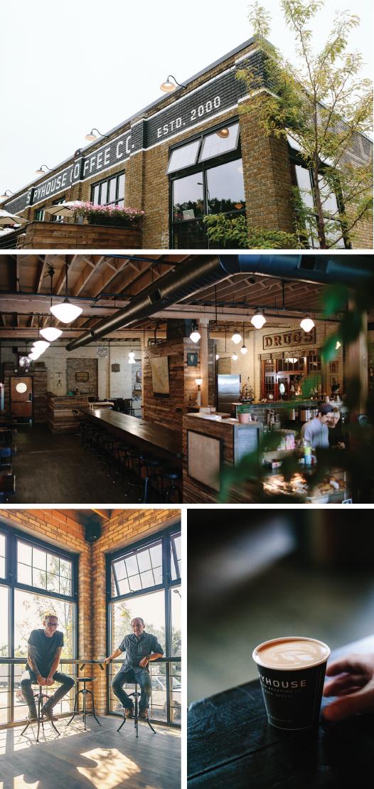 Spyhouse Coffee Broadway