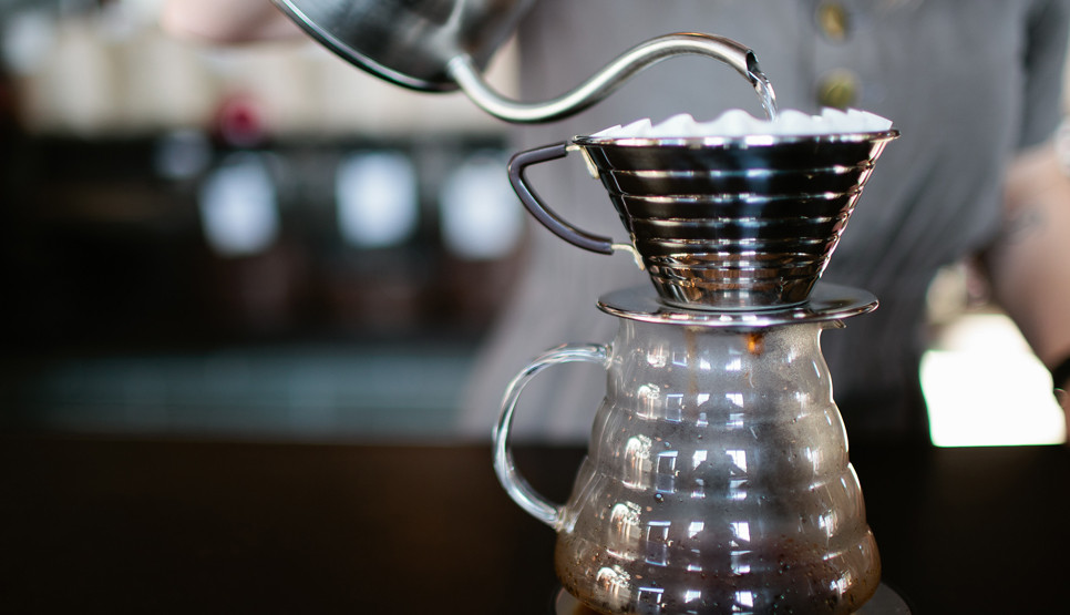 Spyhouse Coffee Kalita Wave