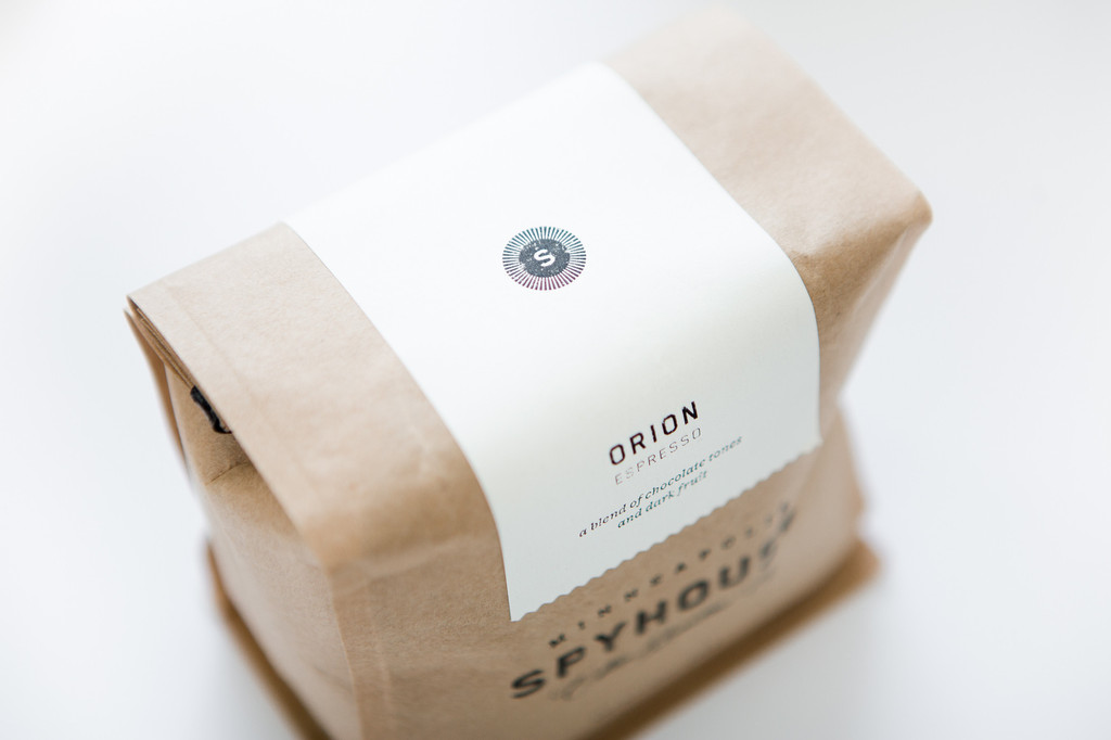 Spyhouse Coffee Orion Espresso