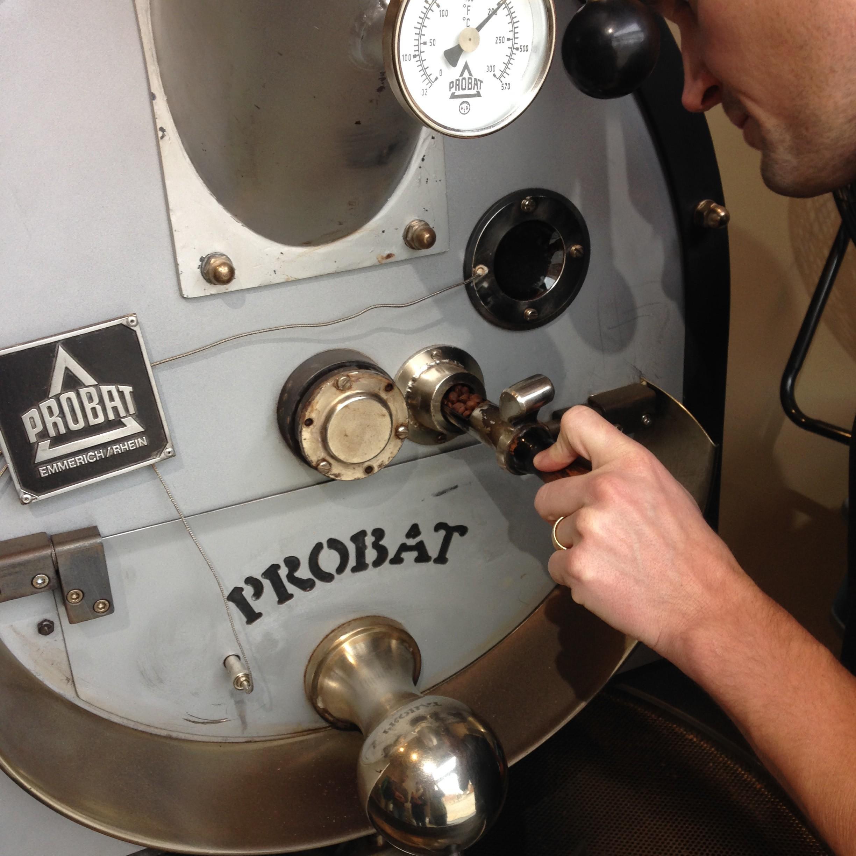Uel Zing Tinker Coffee Probat Tryer