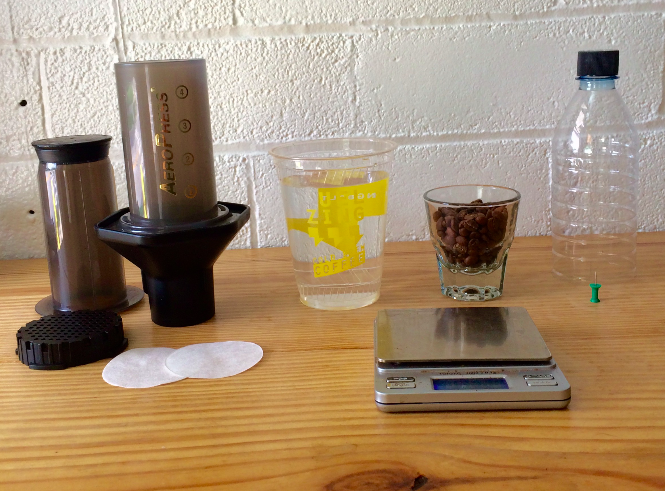diy kyoto drip tower aeropress