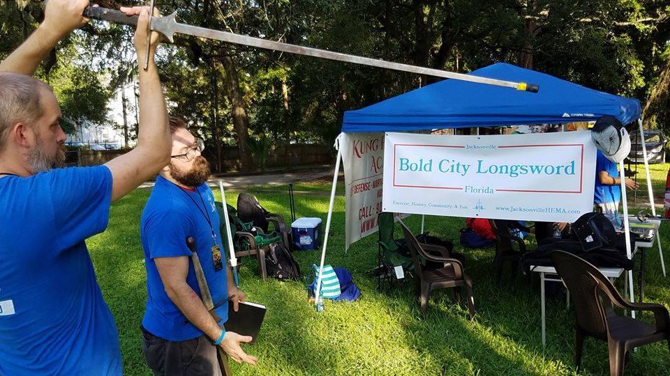 Bold City Longsword