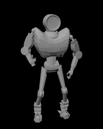 robot guard model