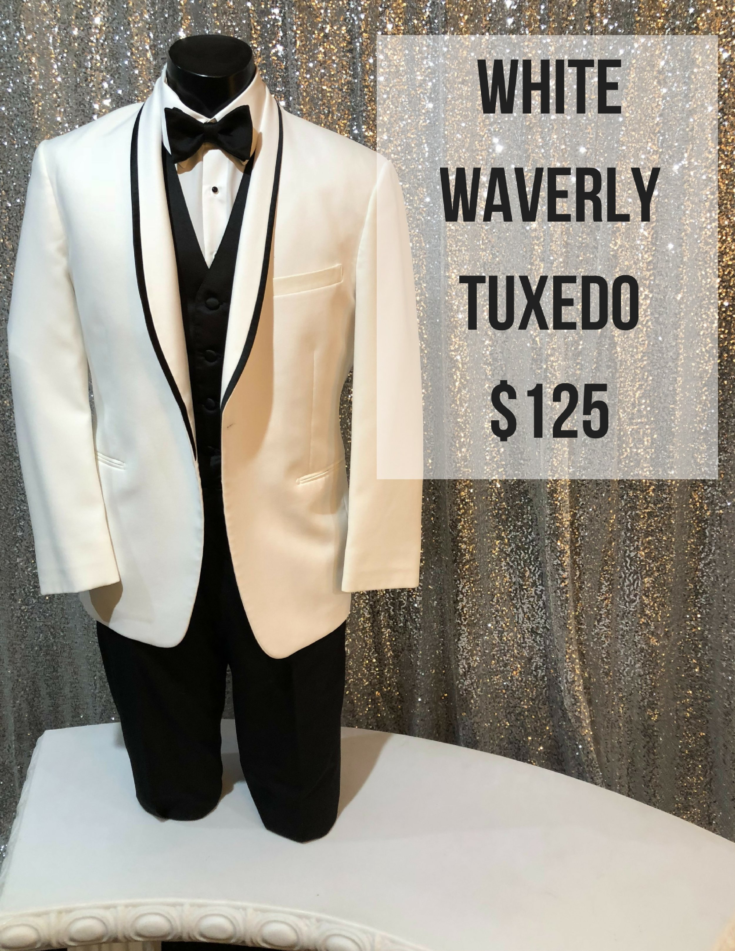 Milroy's Tuxedos — Love and Lace