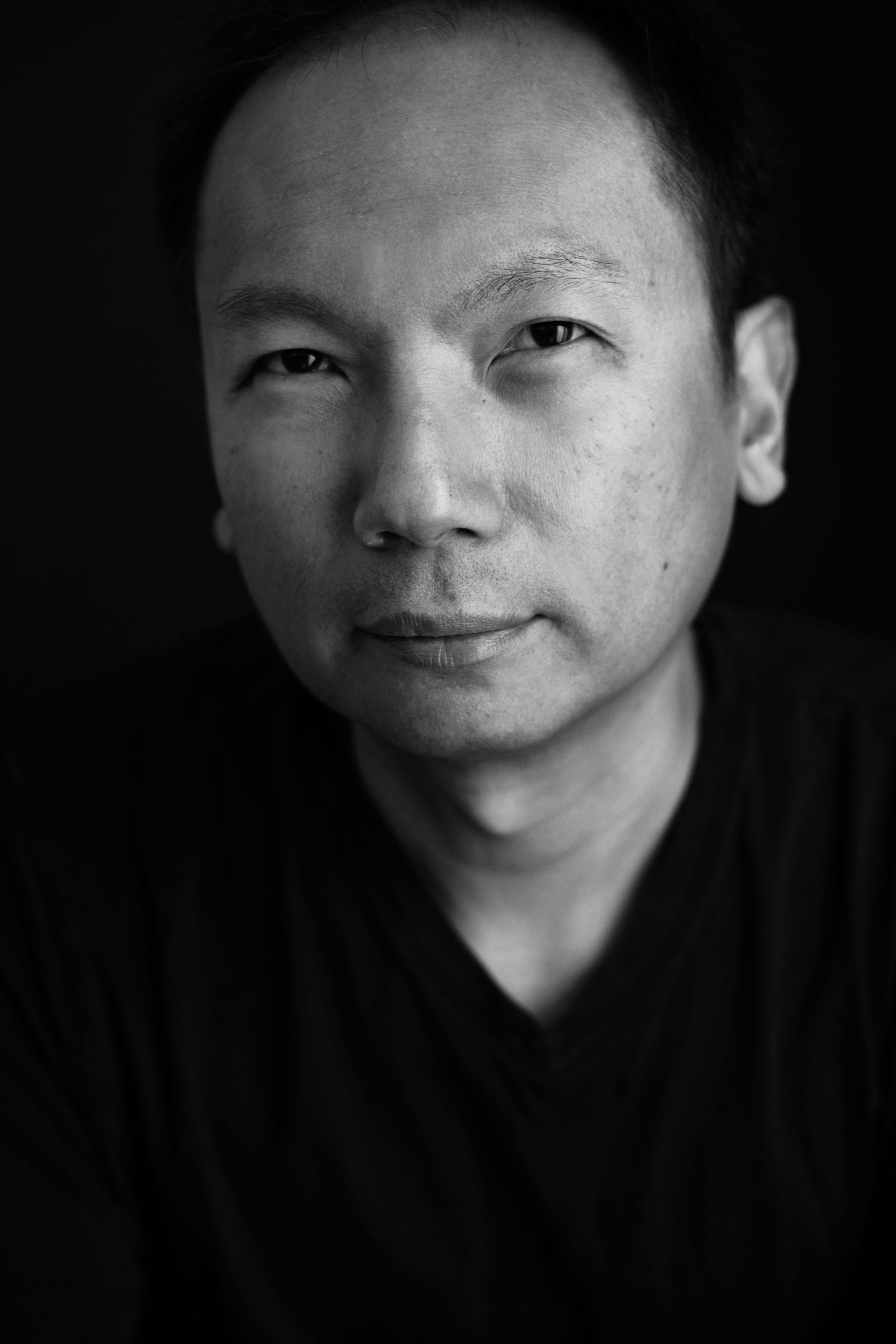 About Phuc Luu - Born in Vietnam and raised in Houston, Texas, Phuc Luu is creating a place in his work where art, philosophy, and theology intersect.