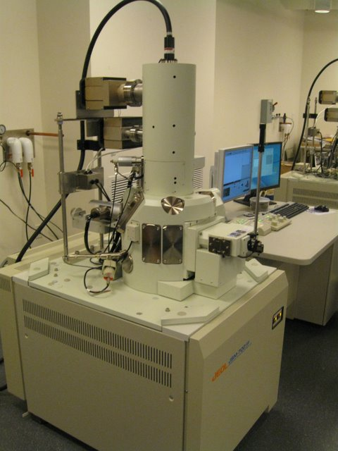 Lichtman Lab: Scanning electron microscopes will play a large role in fulfilling the goals of the Connectome Project. We have provided software and hardware support; occasionally assisting the manufacturers with custom installations.