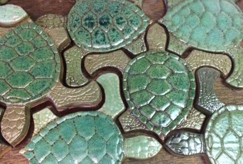 Turtle Puzzle by Farley Ziegler