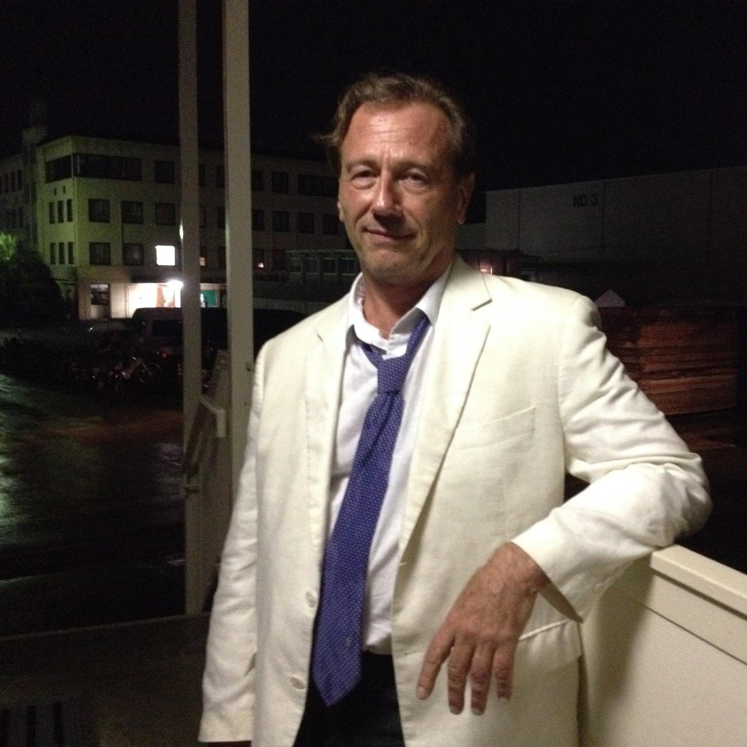 Claude Kerven - filmmaker & home chef