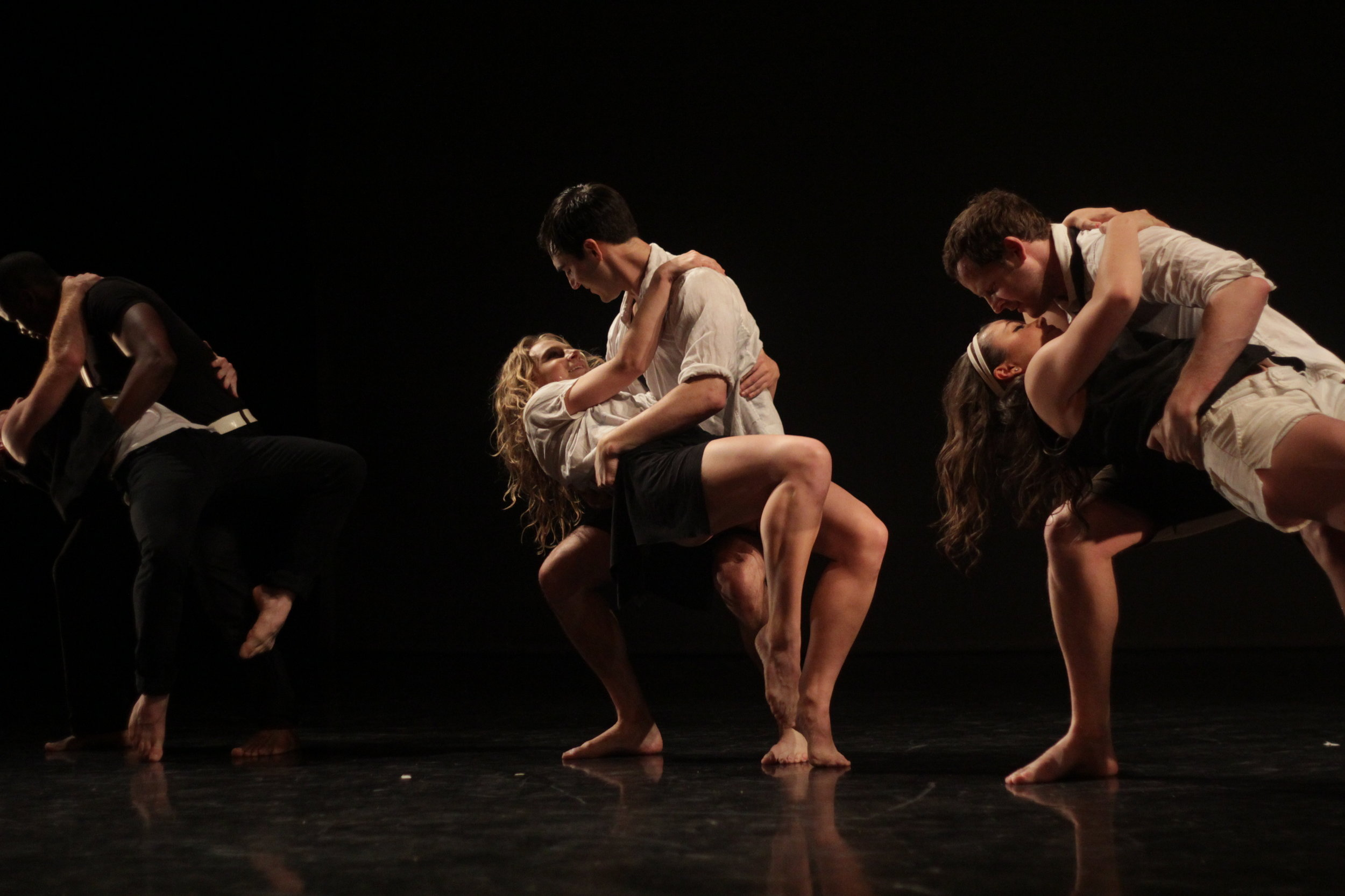 Choreographer's Canvas 2012