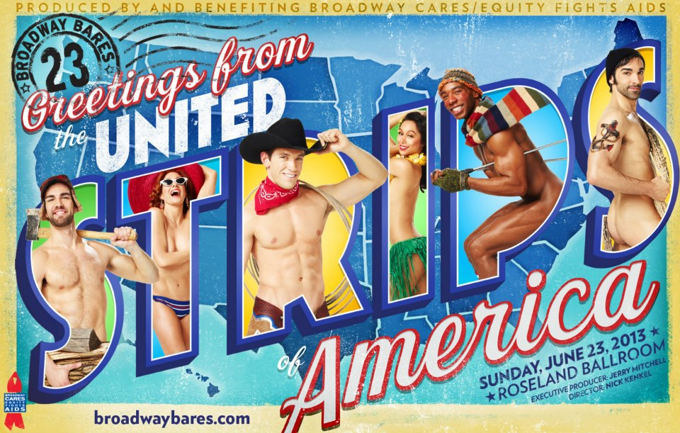 Bares 23: United Strips of America