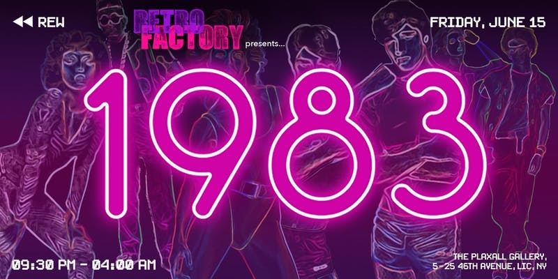 Retro Factory '1983'