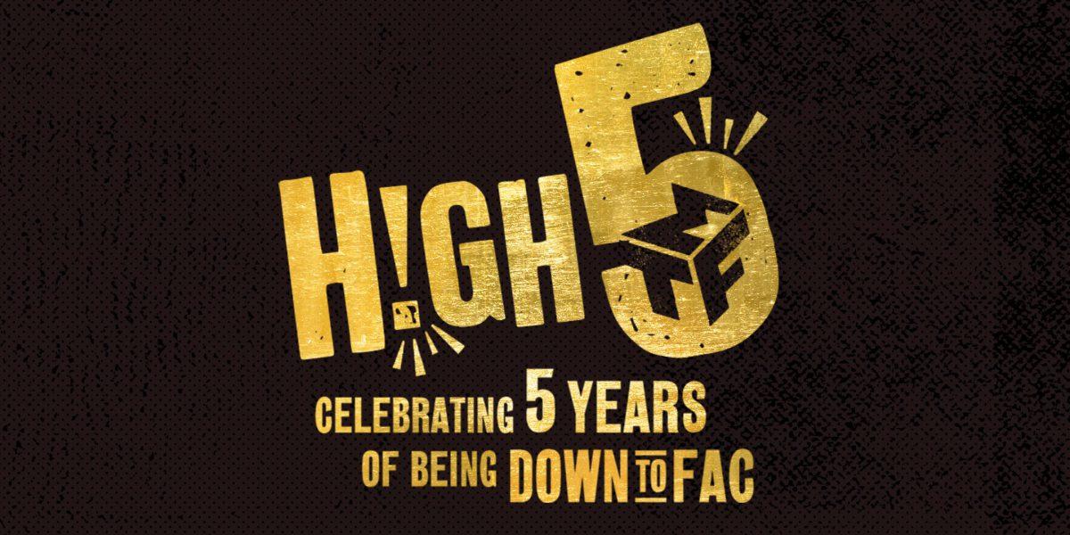 MTF's High 5 Gala