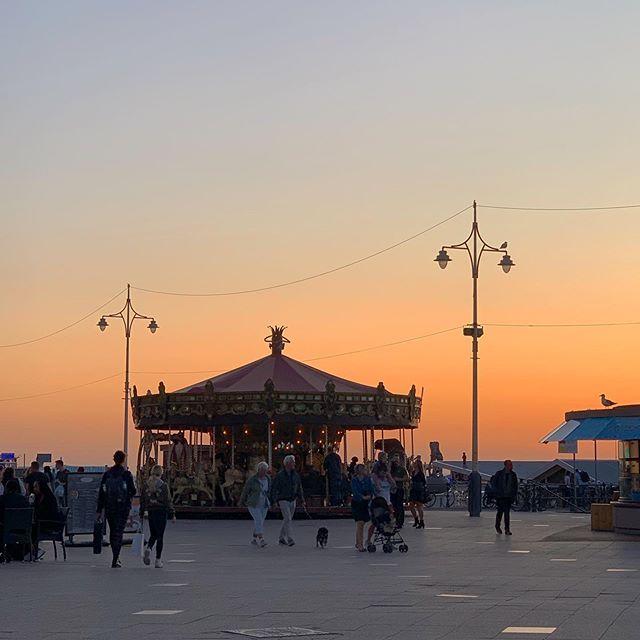 Sunsets at the North Sea 🌅