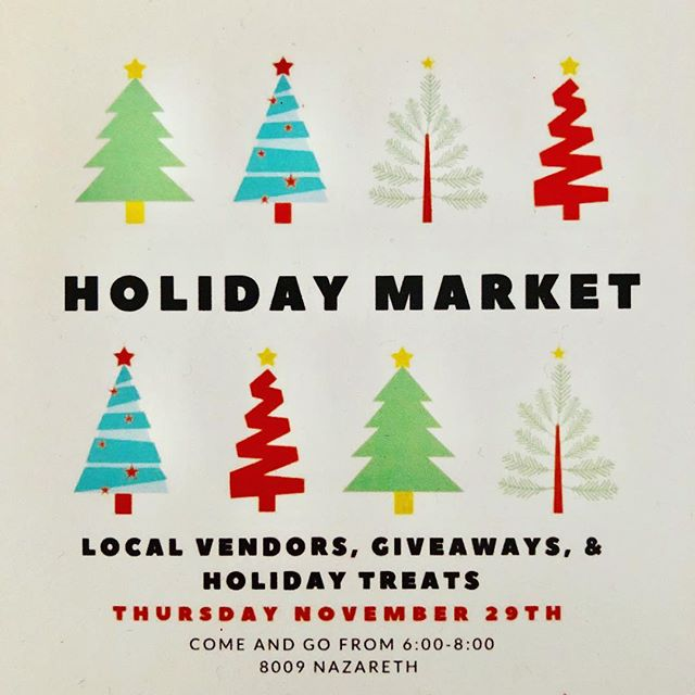 Join us for a fun market night and support some local business women!
