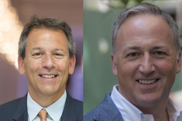 (L-R) Timothy Erblich and David Herrick