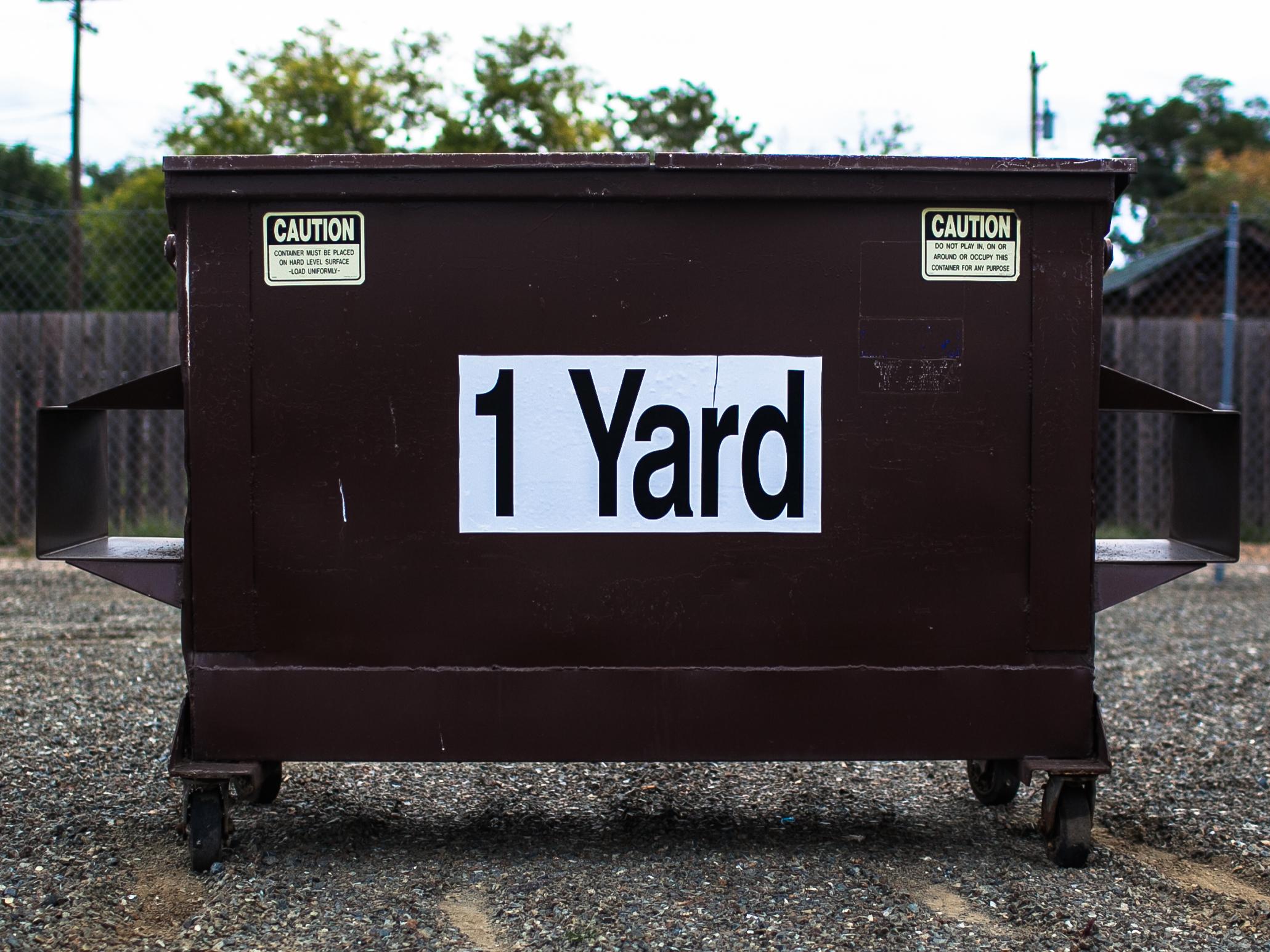1 Yard