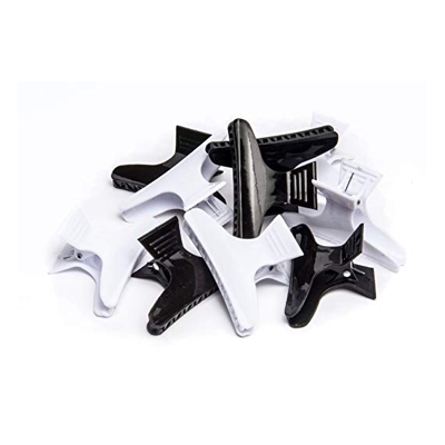 Large Butterfly Clips