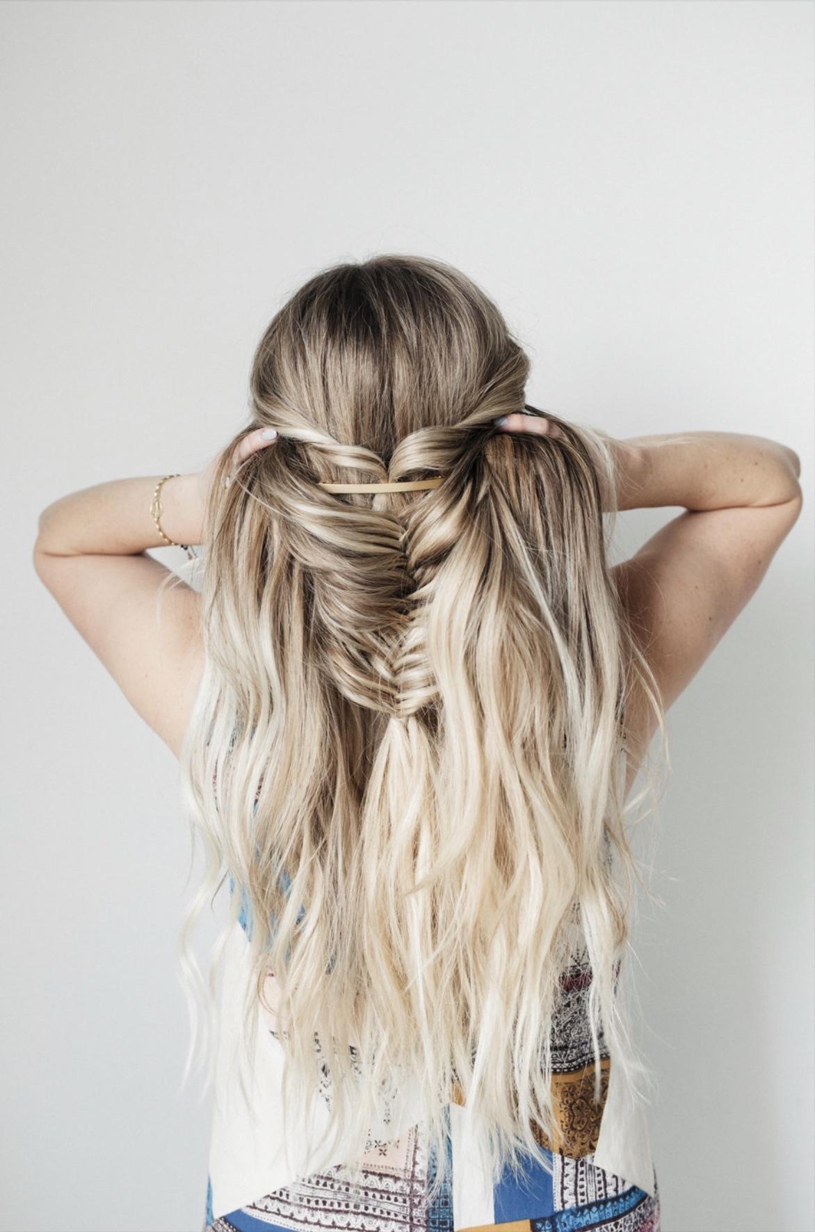 Balayage + Haircut + Styling