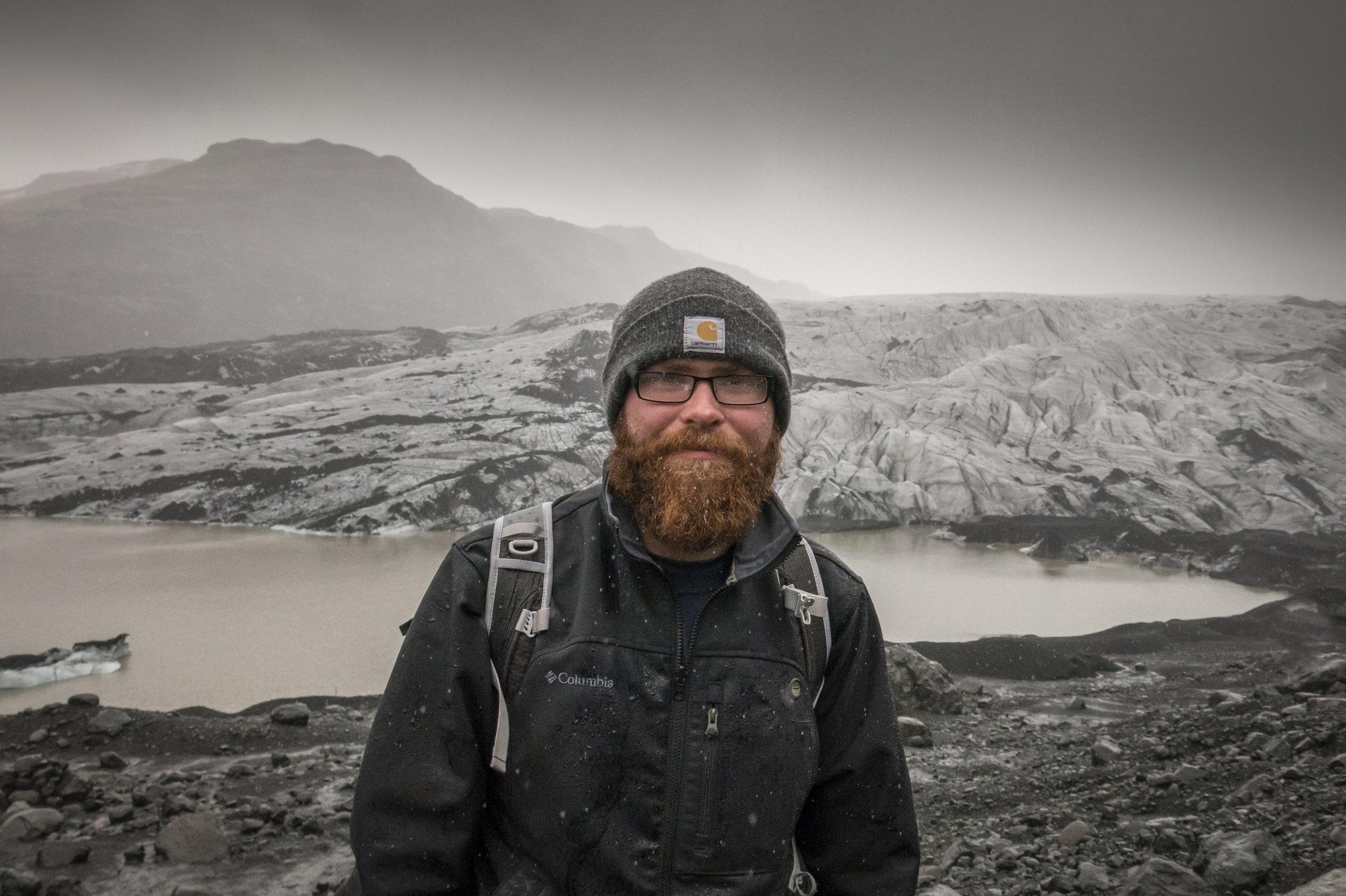 Solheim Glacier, Iceland, 2015.