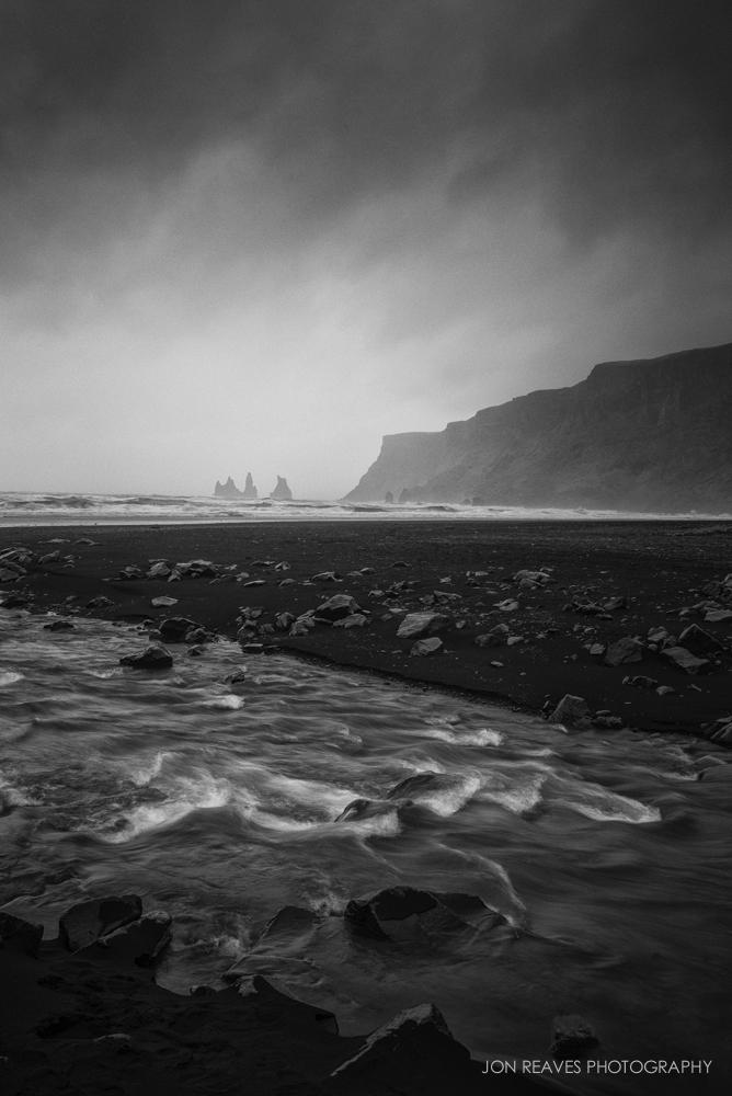 Black Sand Beaches, Vik