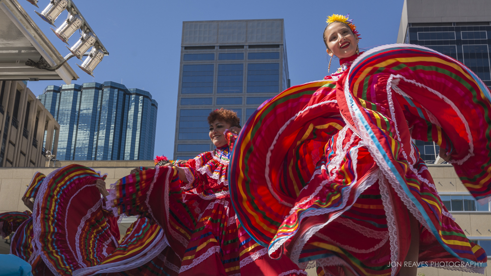Latin Festival, Downtown Edmonton