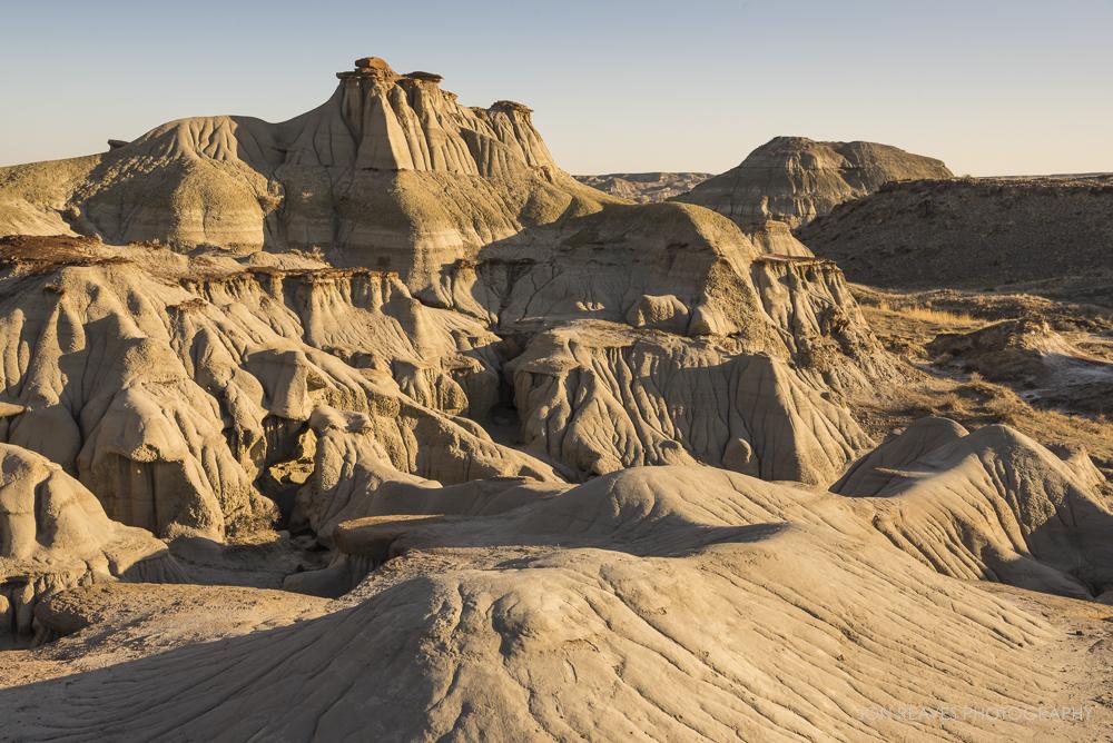 Hoodoos, Dinosaur Provincial Park, Alberta