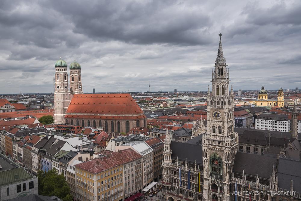 Marienplatz, Munich, Germany