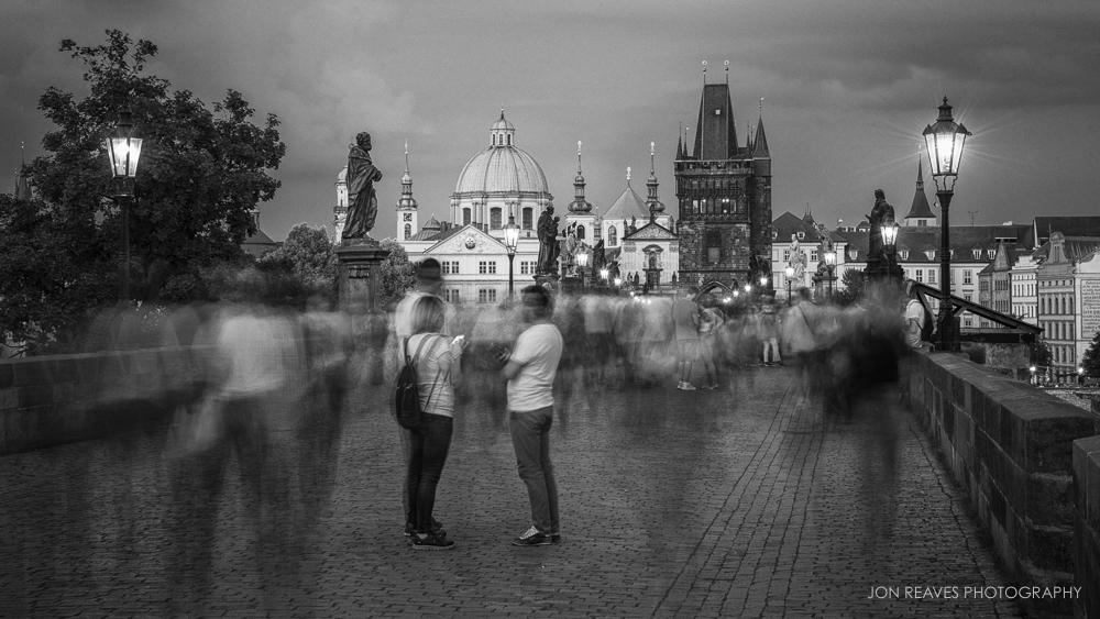 Charles Bridge and Stare Mesto (Old Town), Prague, Czech Republic