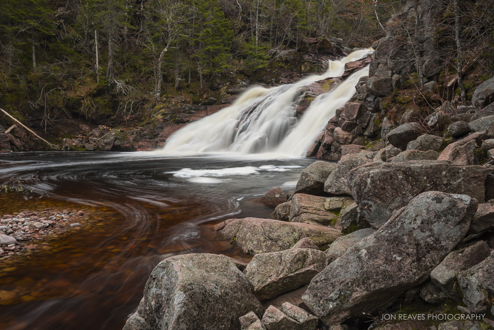 Mary Ann Falls, Cape Breton Highlands National Park, Nova Scotia
