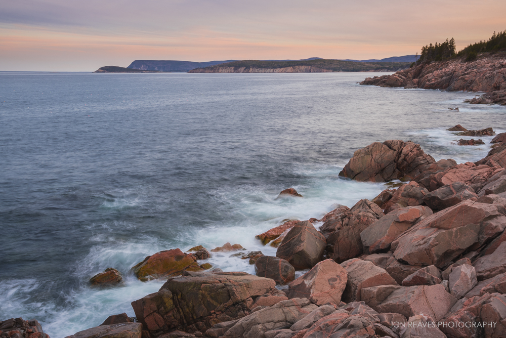 Sunrise, Lackies Head, Cape Breton, Nova Scotia
