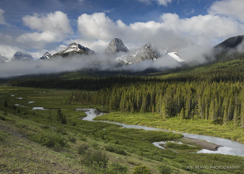 Spray Valley Provincial Park, Alberta