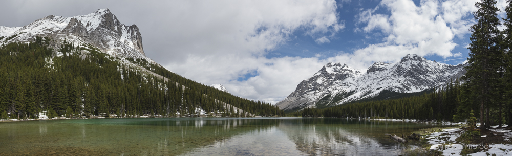 Elbow Lake, Peter Lougheed Provincial Park, Alberta