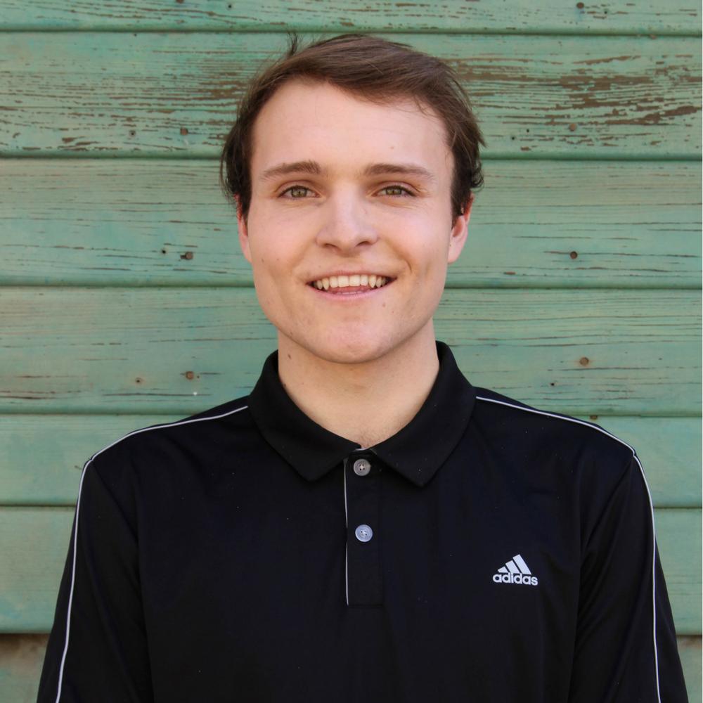Connor Matteson  Social Media Coordinator