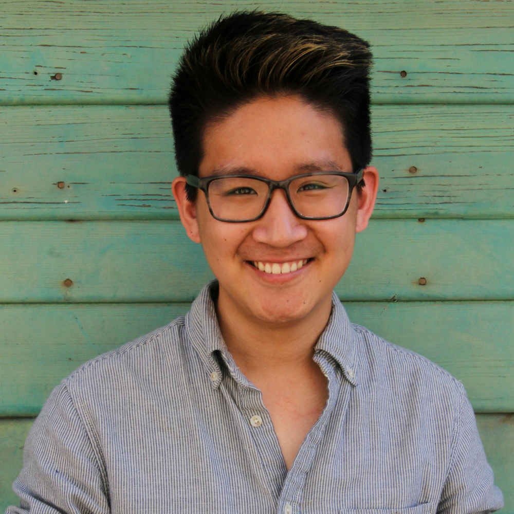 Justin Kamimoto  Founder & Executive Director Pronouns: He/him/his