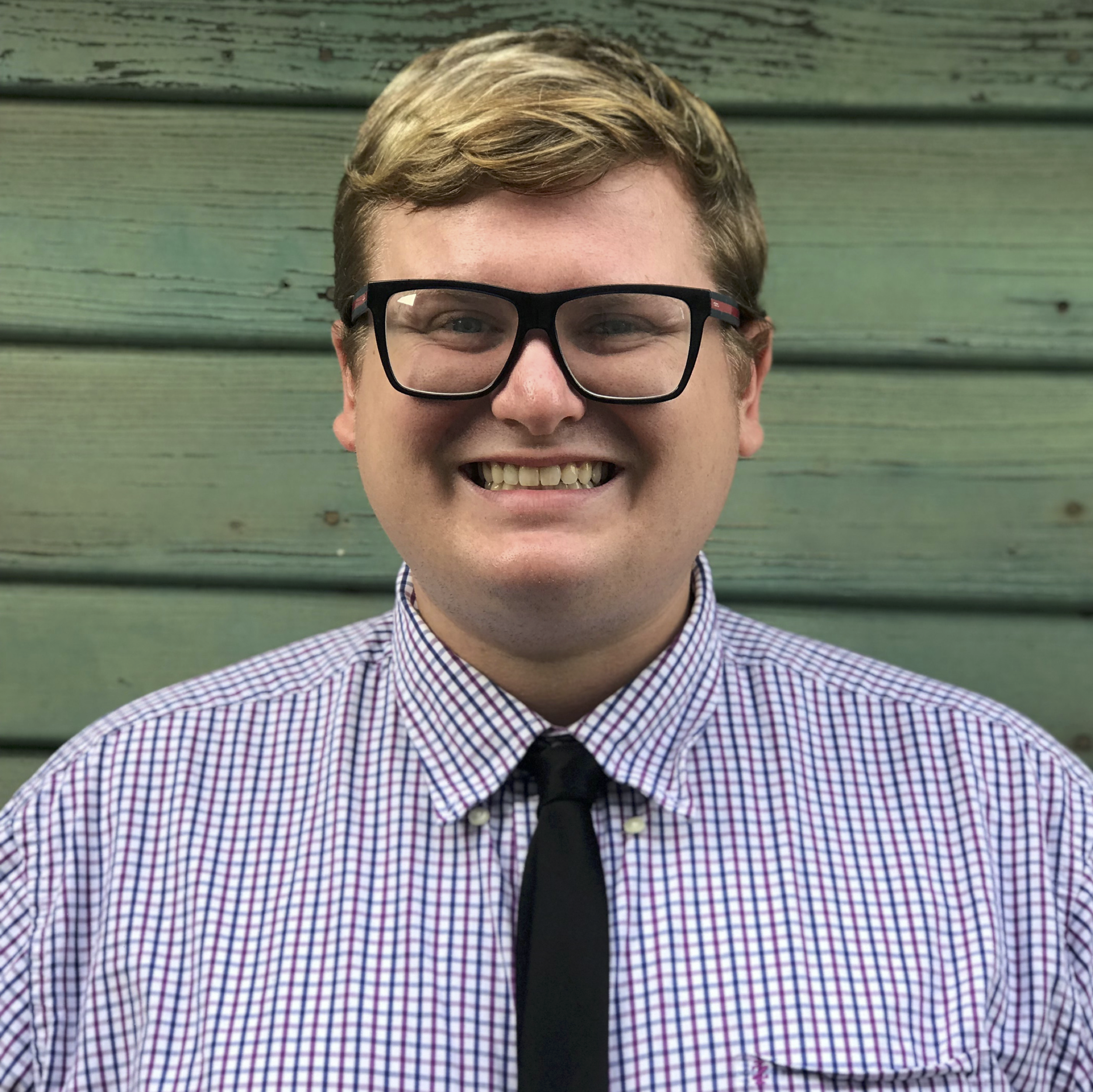 Matt Broughton  Social & Events Director Pronouns: He/him/his