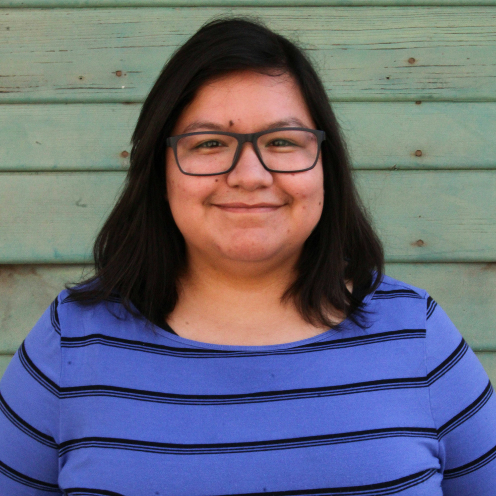 Michelle Rodriguez  Philanthropy Coordinator Pronouns: She/her/hers