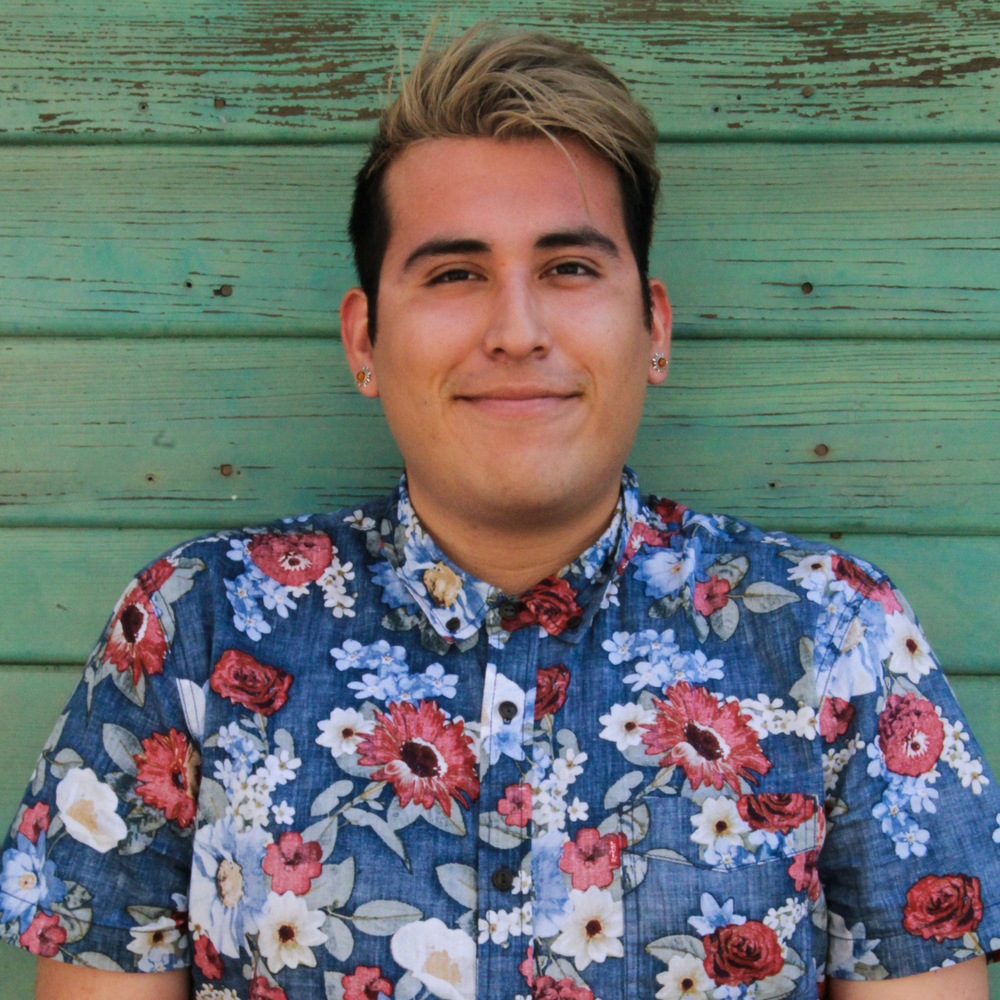 Daniel Mendoza  Social & Events Coordinator Pronouns: He/him/his