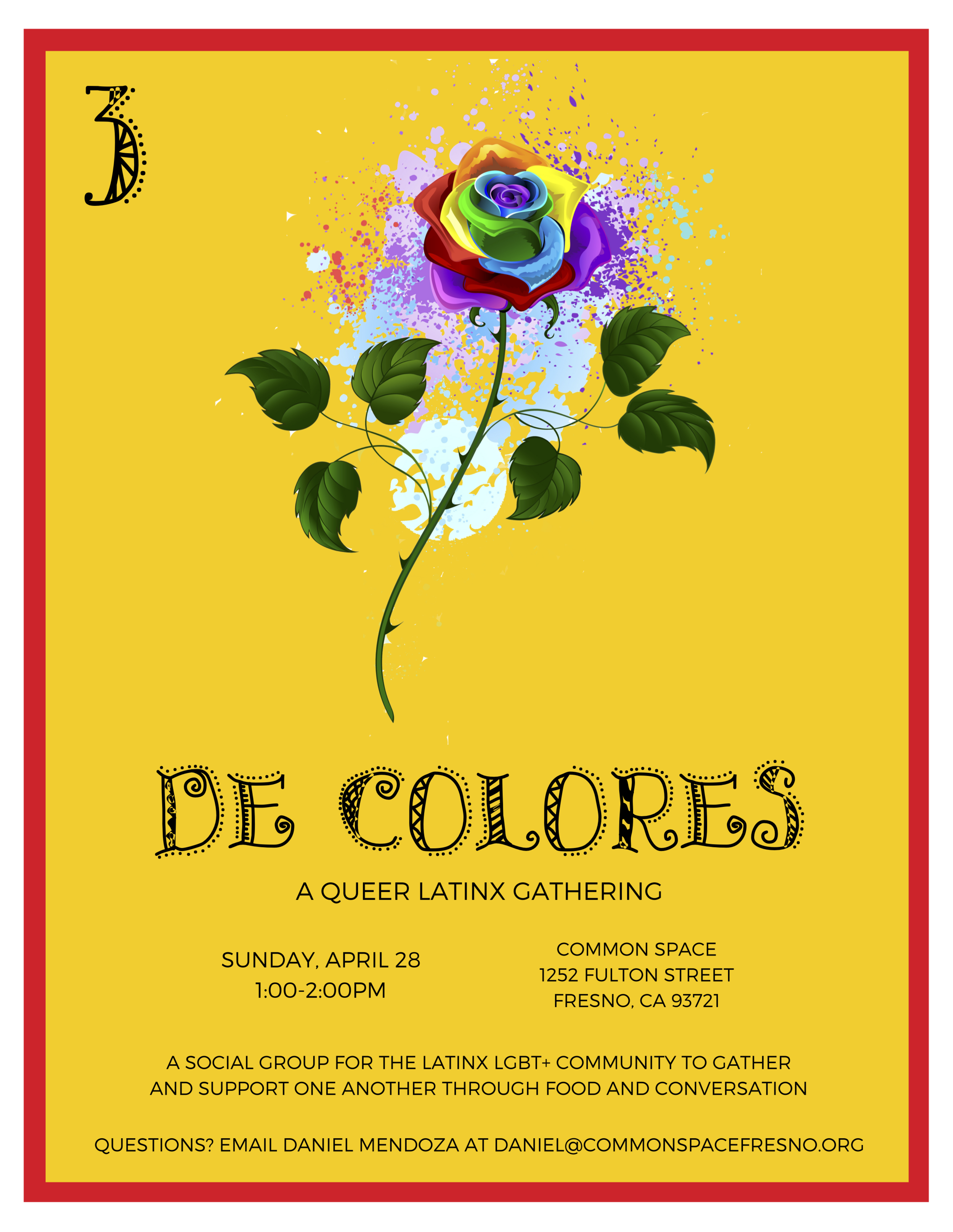 De Colores Flyer (English) - April.png