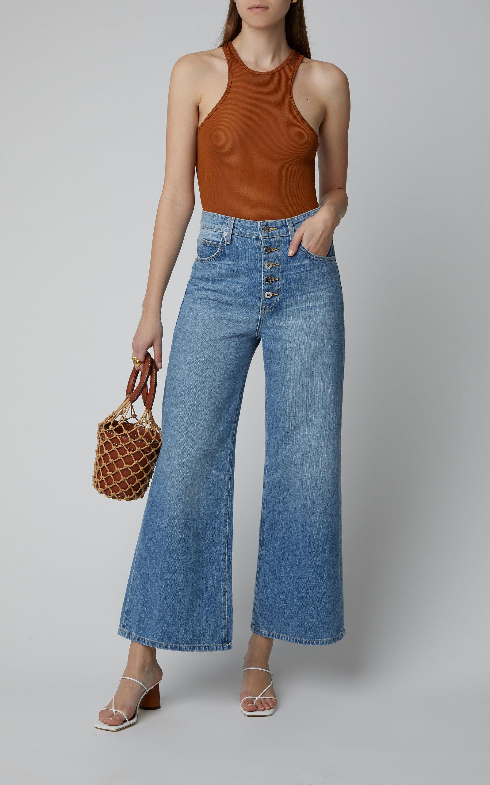 Eve Denim, Charlotte Hight-Rise jeans