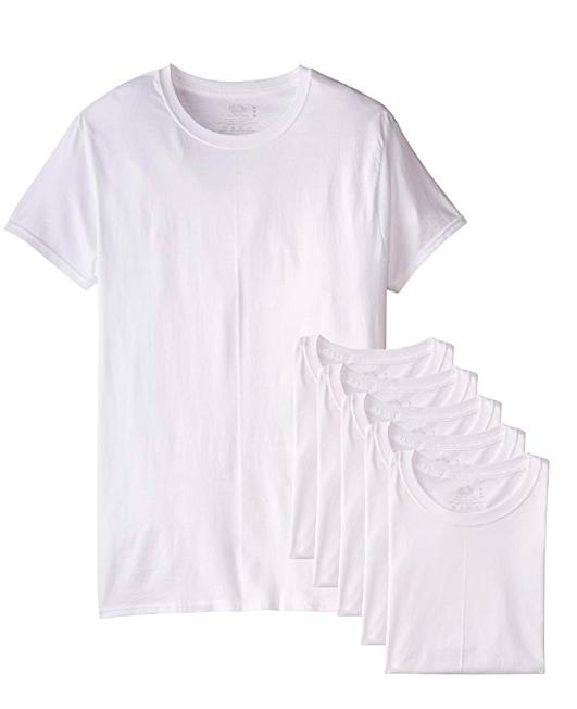 Hanes 5-pack Boy's t-shirts