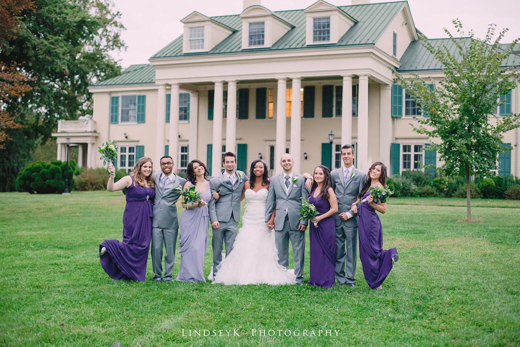 purple-bridal-party