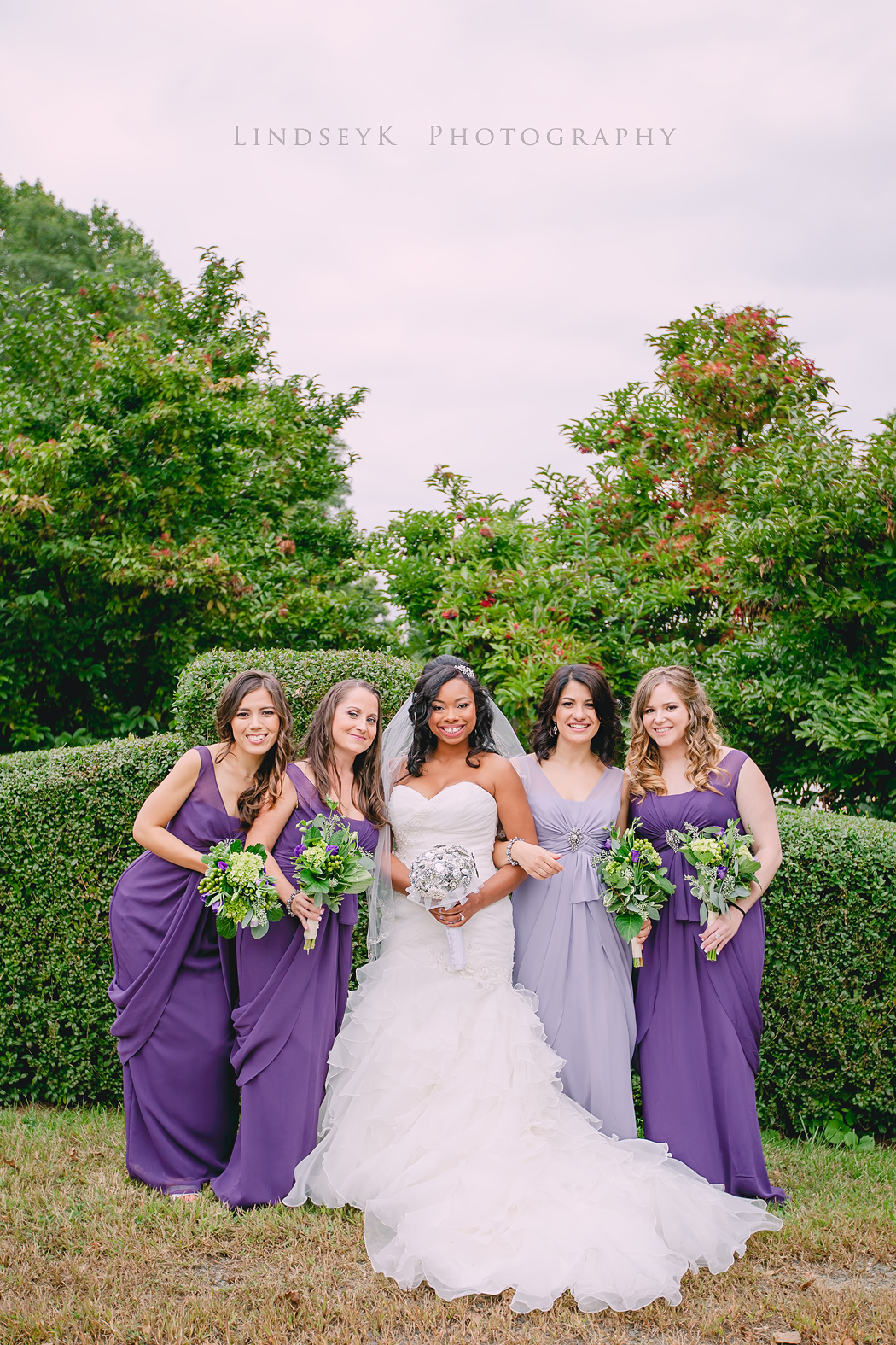 purple-bridesmaids