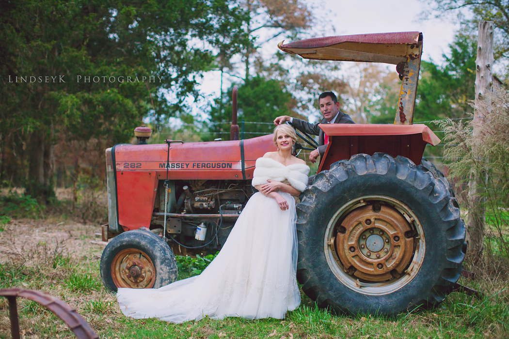 bride-with-tractor