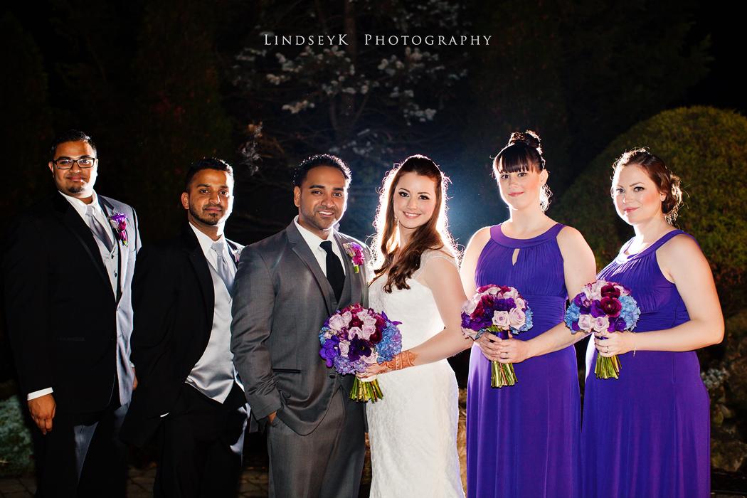 bridal-party-at-night