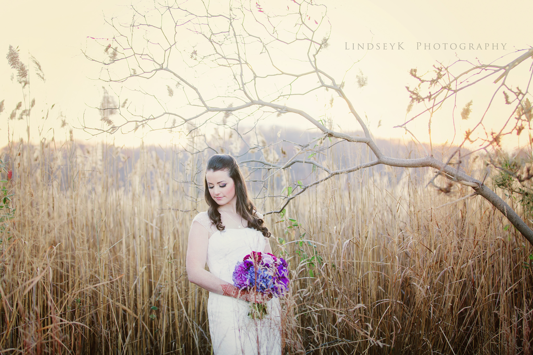 country-bridals