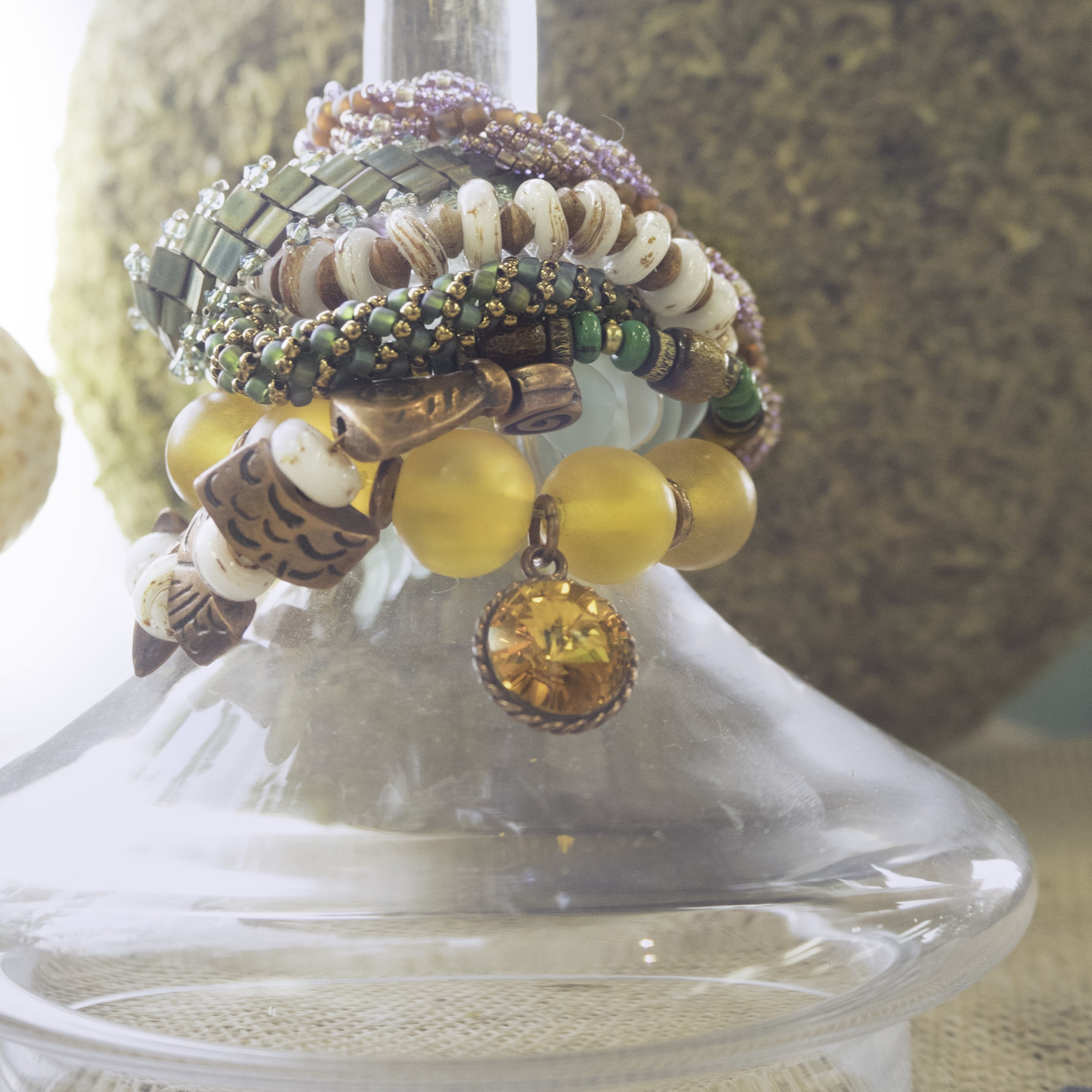 Seed beads Classes are also available, Call for more info and times.