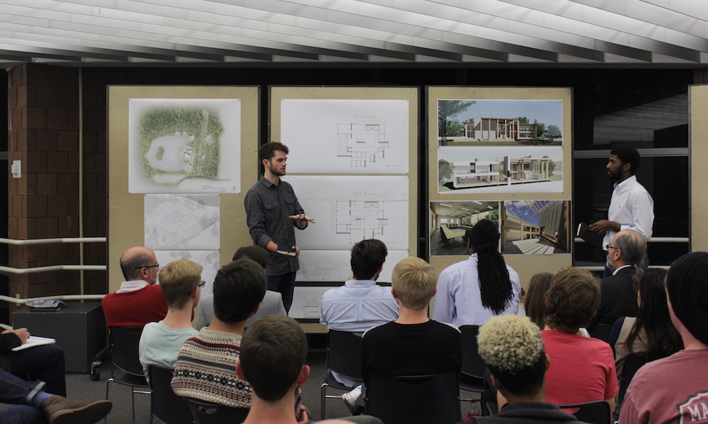 SCHOOL OF ARCHITECTURE - The School of Architecture Advancement Fund supports many initiatives, goals and urgent needs within the School of Architecture.