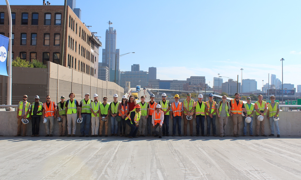 Building Construction Science Program - Funds raised for the Building Construction Program during this campaign will be put toward travel, site visit, and networking opportunities for students.