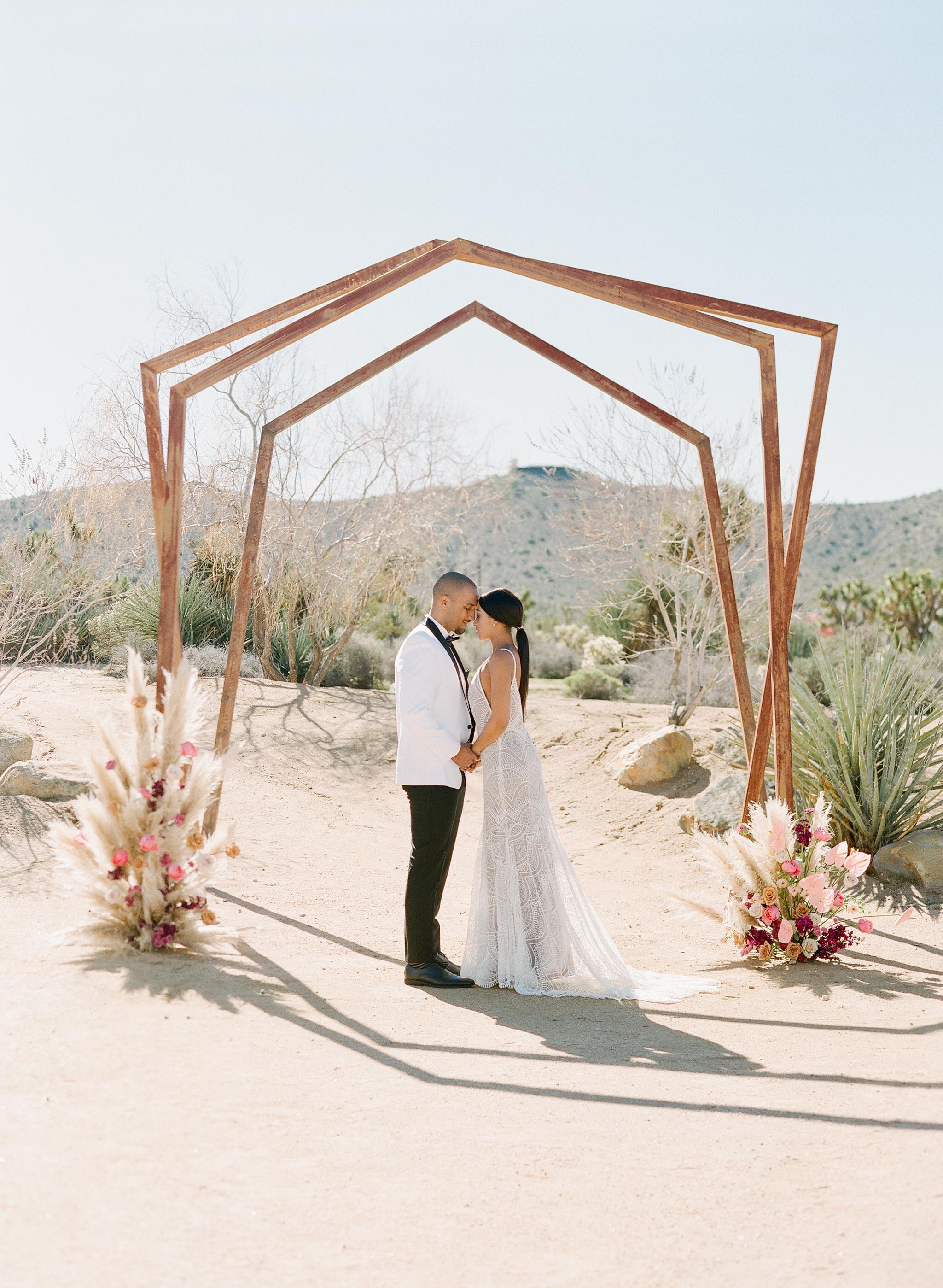 Savan Photography I Mon Amie Bridal Salon I Wtoo by Watters dress I Stitch + Tie tux I Oak + Amble flowers