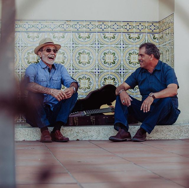 Old friends are the best kind of friends. Here I traveled to #puertorico to chase #purpose and #legacy 🎤 #feelthemusic #puertoricanpride #jibaro 🇵🇷#linkinbio